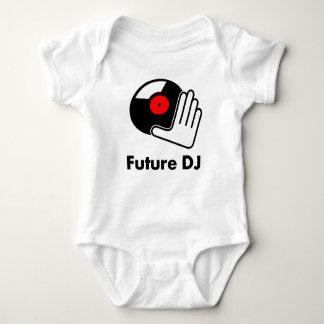 Zukunft DJ Baby Strampler