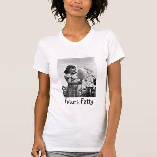 Zukunft fetthaltig! T-Shirt
