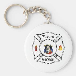 Zukunft FF Dalmation Schlüsselanhänger