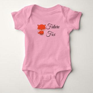 ZukunftFox - Baby-Jersey-Bodysuit Baby Strampler