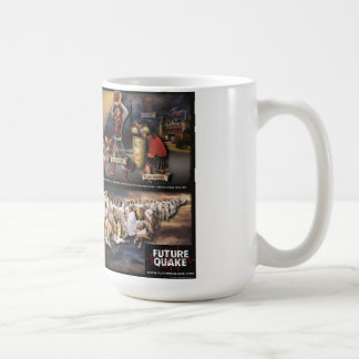 Zukünftige Beben-MauerTasse Kaffeetasse