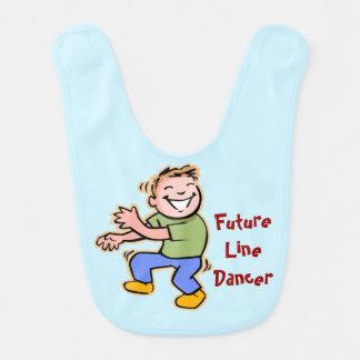 Zukünftige Linie Tänzer! - Baby Babylätzchen