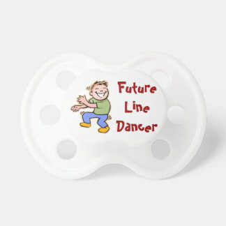 Zukünftige Linie Tänzer! - Baby Schnuller