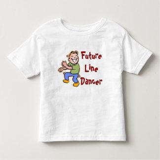 Zukünftige Linie Tänzer! - Baby Tshirt