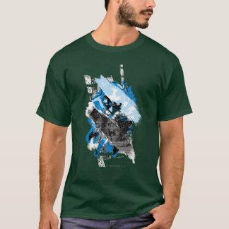 Zukünftige Stadtbild-Montage Batmans T-Shirt