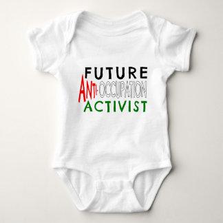 Zukünftiger Anti-Beruf Aktivist Babybody