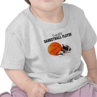 Zukünftiger Basketball-Spieler
