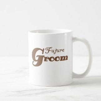 Zukünftiger Bräutigam Browns Teehaferl