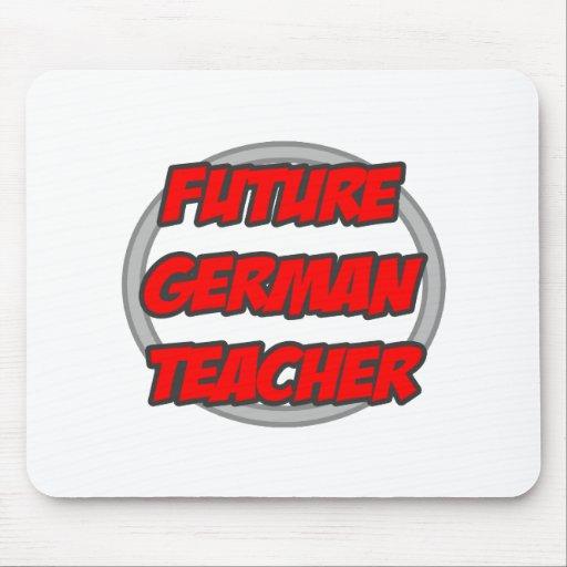 Zukünftiger deutscher Lehrer Mousepad