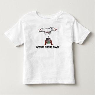 Zukünftiger Drohnepilotkleinkind-T - Shirt