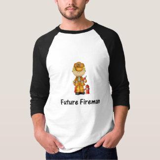zukünftiger Feuerwehrmann (2) T-Shirt