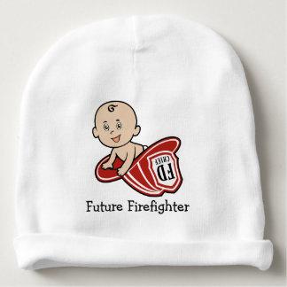 Zukünftiger Feuerwehrmann-BabyBeanie Babymütze