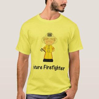 zukünftiger Feuerwehrmann (Junge) T-Shirt