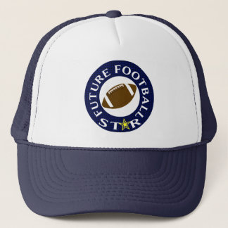 Zukünftiger Fußballstar-Hut Truckerkappe