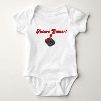 Zukünftiger Gamer! Baby Strampler