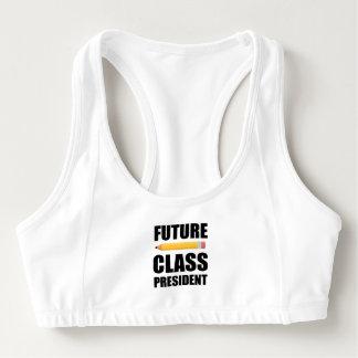 Zukünftiger Klassen-Präsident Sport-BH