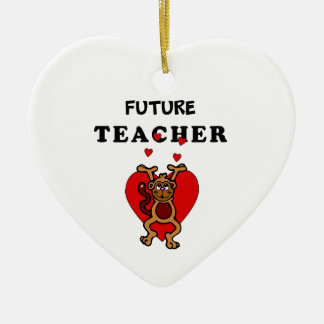 Zukünftiger Lehrer Keramik Ornament