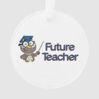 Zukünftiger Lehrer Ornament