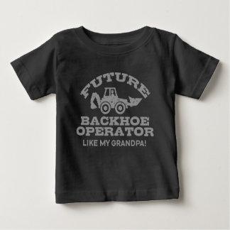 Zukünftiger Löffelbagger-Betreiber mögen meinen Baby T-shirt