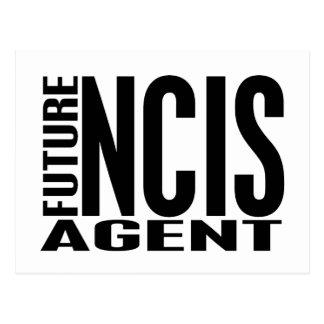 Zukünftiger NCIS Agent Postkarte