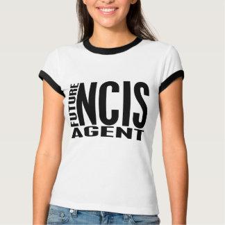 Zukünftiger NCIS Agent T-Shirt