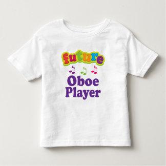 Zukünftiger Oboe Spieler scherzt T - Shirt