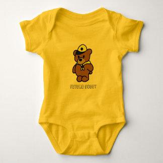 Zukünftiger Pfadfinder Onsie Baby Strampler