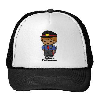 Zukünftiger Polizist - Junge Kultkappe