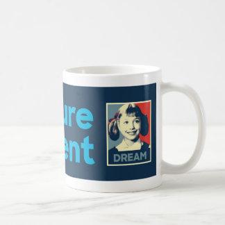 Zukünftiger Präsident Hillary Mug - Kaffeetasse