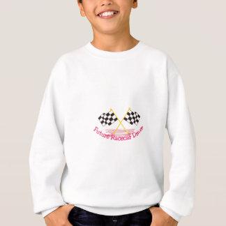 Zukünftiger Rennwagen-Fahrer Sweatshirt