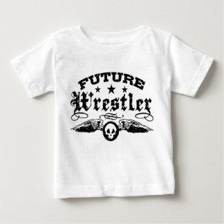 Zukünftiger Ringkämpfer Baby T-shirt
