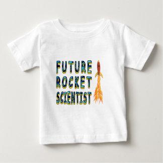 Zukünftiger Rocket-Wissenschaftler Baby T-shirt