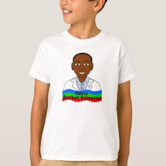 Zukünftiger Rocket-Wissenschaftler-T - Shirt