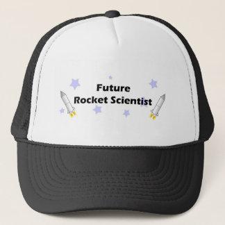 Zukünftiger Rocket-Wissenschaftler Truckerkappe