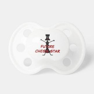 Zukünftiger Schach-Spieler Schnuller