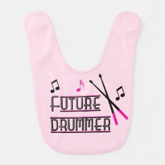 Zukünftiger Schlagzeuger Lätzchen