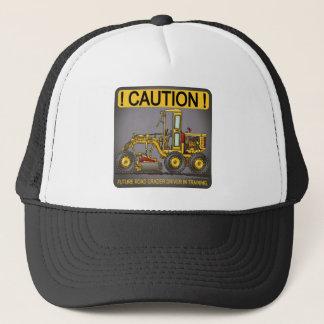 Zukünftiger Straßen-Sortierer-Fahrer-Hut Truckerkappe