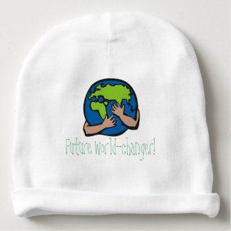 Zukünftiger Weltwechsler-Baby Beanie Babymütze