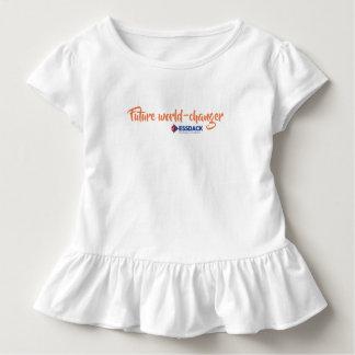 Zukünftiger Weltwechsler scherzt T-Shirt