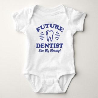 Zukünftiger Zahnarzt mögen meine Mama Baby Strampler