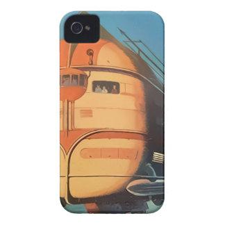Zukünftiger Zug Case-Mate iPhone 4 Hülle