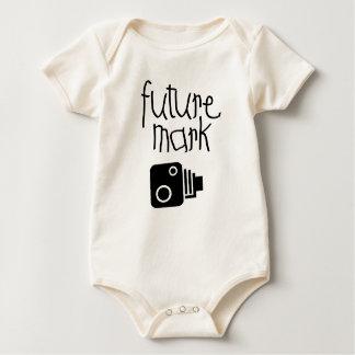 Zukünftiges Kennzeichen Baby Strampler