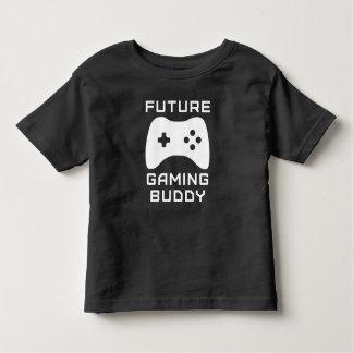 Zukünftiges Spiel-Freund-Kleinkind-Shirt Kleinkind T-shirt