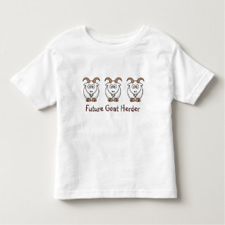Zukünftiges Ziegeherder-Shirt Kleinkinder T-shirt