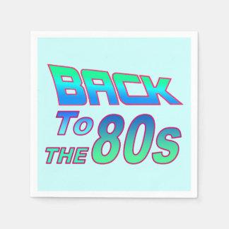 Zum 80er 2 serviette