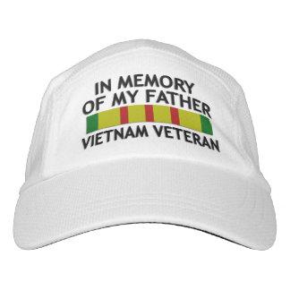 Zum Gedenken an Vietnam-Veteran Headsweats Kappe
