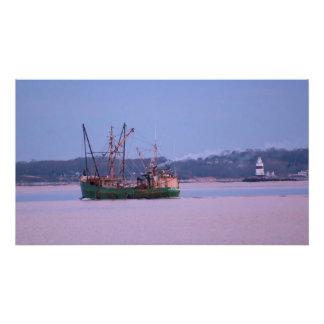 Zum Meer Fotodruck