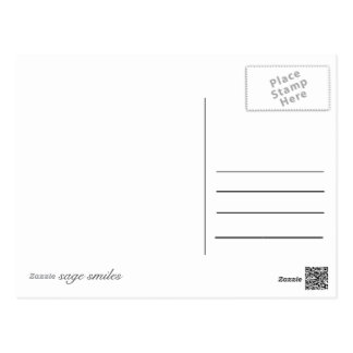 Zum Nachdenken anregend Postkarten
