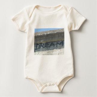 Zum Traum Baby Strampler