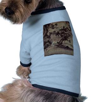 Zum Wind in den Kiefern hören, Ä ¸ Æ- ‡: Šéœè Haustier Tshirt